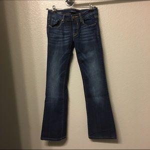 Vigoss jeans size 25.