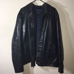 Tommy Hilfiger Other - 🎉Host Pick!🍀 Faux leather jacket
