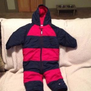 Other - Tommy Hilfiger snowsuit