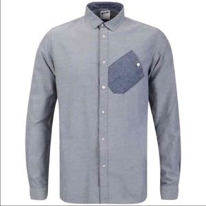 Other - Boxfresh Men's Cophie Chambray Shirt