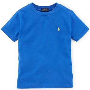Ralph Lauren Little Boys' T-shirt Cotton.BRAND NEW