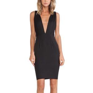 Solace London Milo Knee Length Dress