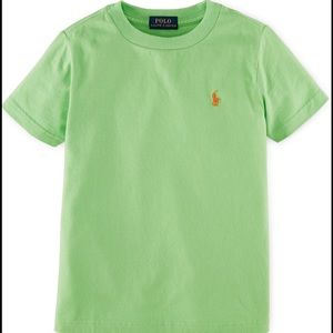 Ralph Lauren Little Boys' cotton T-shirt