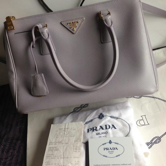 d827a4f623e2 prada Bags | Saffiano Lux Small Double Zip Tote | Poshmark