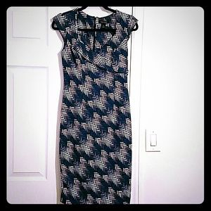 White House Black Market Sheath Dress