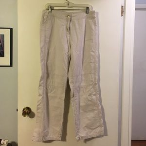Woolrich stone color pants