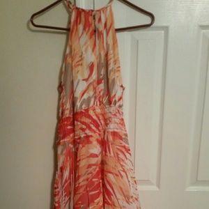Ashley Stewart Dresses & Skirts - Pastel Summer Dress