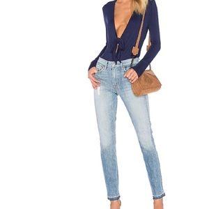 GRLFRND Denim - ISO Naomi high-rise stretch Jean