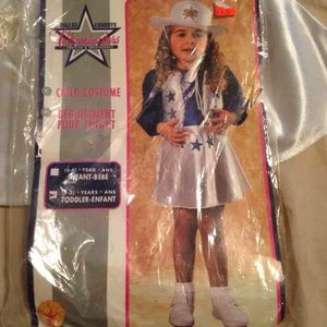 Costumes - Dallas Cowboys Cheerleader Costume  sc 1 st  Poshmark : dallas cowboy costumes for halloween  - Germanpascual.Com