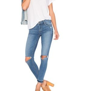 GRLFRND Denim - ISO Candice mid-rise super stretch skinny jean
