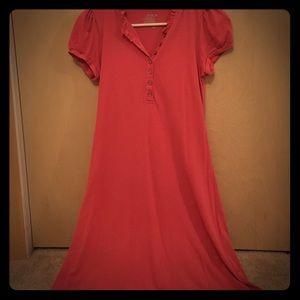 Shirt Cotton Old Navy Dress