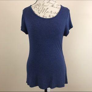 Blue sleep shirt, size M. Never worn.