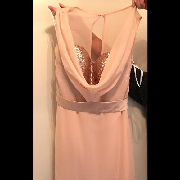 1832ecf12740 christina wu Dresses | Bridesmaid Dress 22617 | Poshmark
