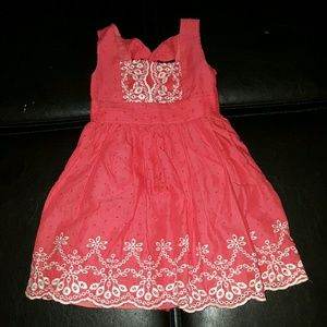 Sweet Heart Rose Other - Coral dress. 2T. LIKE NEW