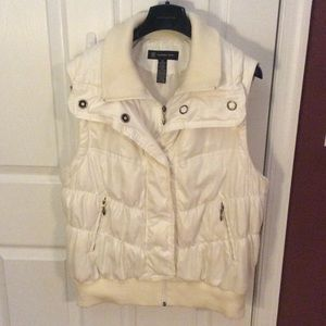 INC concepts puffy vest