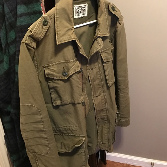 814d82ee6a10 Acquistare converse one star jacket