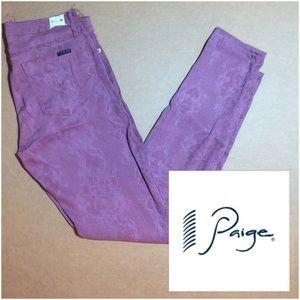 PAIGE Hudson Pant/Jean