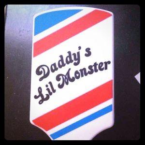 Harley Quinn Daddy's Little Monster Brush