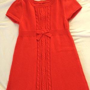Gymboree knit dress