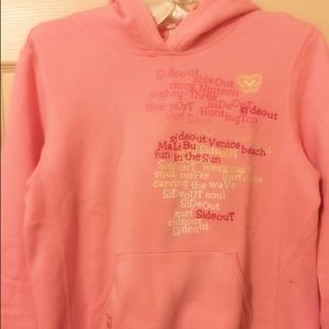 Sideout Hoodie!