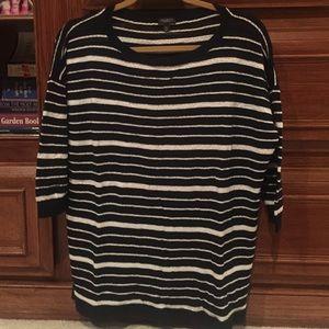 Talbots 3/4 Sleeve Sweater