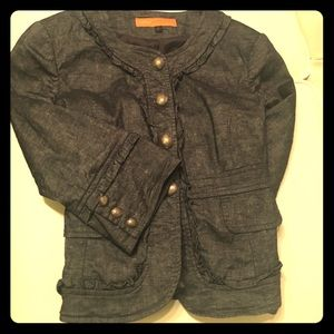Adorable light jacket for fall