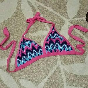 Pink Platinum Other - Girls 14/16 Bikini Top