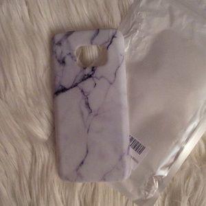 Samsung S7 marble phone case