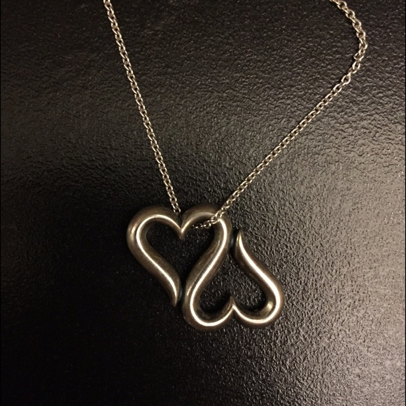 James Avery Mens Cross Necklace: Heart To Heart Pendant Necklace