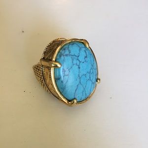 Child of Wild Jewelry - Child of wild turquoise queen ring