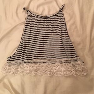 Urban Outfitters Tops - Stripe tank top