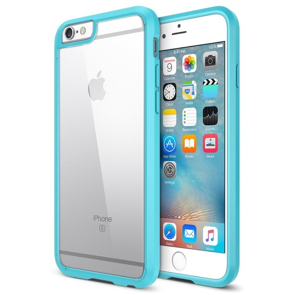 new products d232b 4b16a Turquoise iPhone 7 Plus Case NWT
