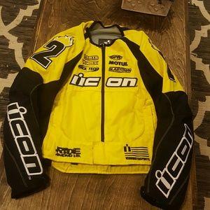 Icon Motor Sports Stage2 Merc Jacket unisex