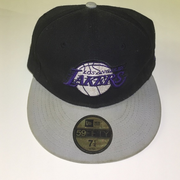 New Era Other - Lakers fitted hat size 7 1/4