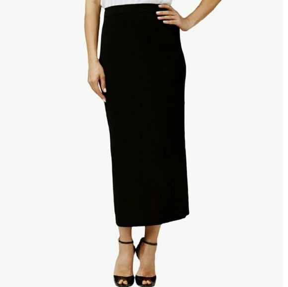ab12c23284 Misook Black skirt. M_580db1572ba50aa4670a38f1