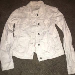 Hurley Jackets & Blazers - Hurley Quarter Roy White/Cream Jacket