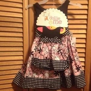 Dollie & Me Other - Dollie and Me Dress Set