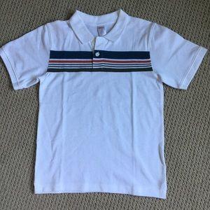 Gymboree Other - Gymboree Polo White shirt for boy