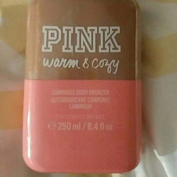 fcfbd8f679 Pink luminous body bronzer