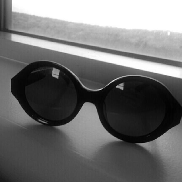 63765e91ce5 Karen Walker Accessories - Karen Walker Number 6 Sunglasses