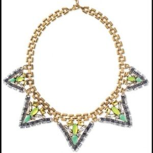 Stella and Dot palmia necklace!
