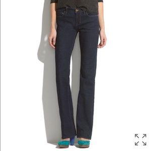 Madewell Bootlegger Jeans || Never Worn || Size 24