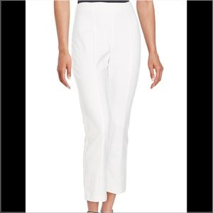 1. State Pants - White Ivory White Dress Pants
