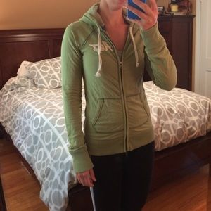 Vintage Abercrombie and Fitch hoodie