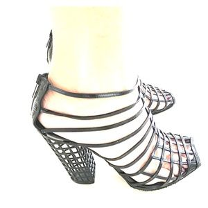Yves Saint Laurent Shoes - Yves saint laurent YSL Cage Booties 38EU