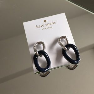 Kate Spade Chain Link Earrings