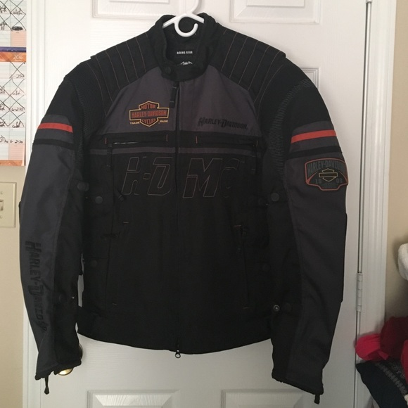 Large Size Jacket Men's Riding Harley Davidson 8kn0wOP