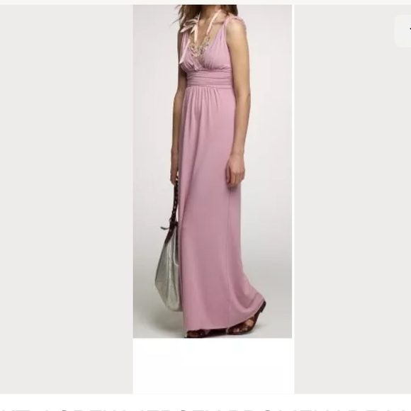 e76881525f0f J. Crew Dresses | Nwt Jcrew Jersey Promenade Maxi Dress In Blush ...