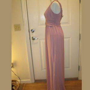 2e78c6bee94c0 J. Crew Dresses | Nwt Jcrew Jersey Promenade Maxi Dress In Blush ...