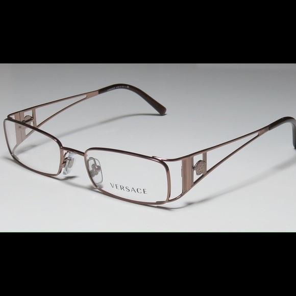 fc81163629c8 NWOT Women Versace Eyeglasses w  Case Authentic